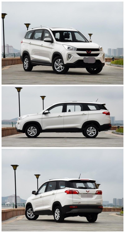 五菱宏光SUV疑似售价曝光!价格屠夫很划算?