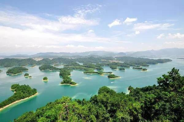 秋· 骑|鲜美鱼头,天然氧吧,诗意山水.周末环千岛湖骑行约吗?