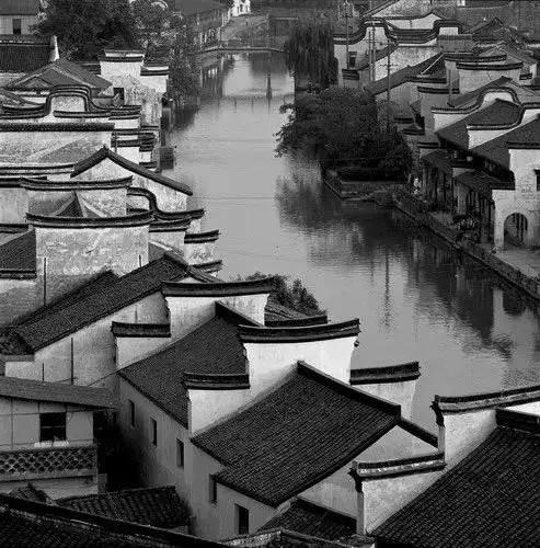 """中国的传统建筑绝对是""""美丽的画"""""""