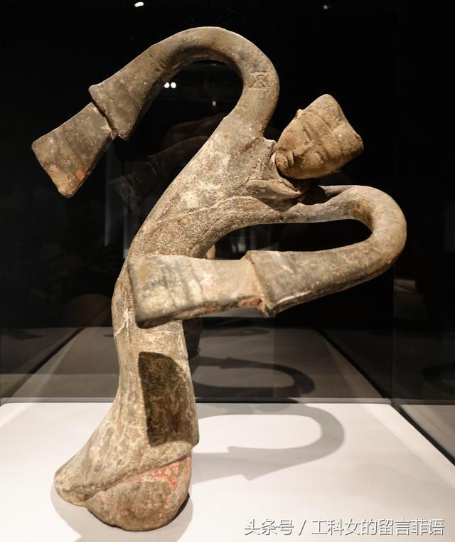 汉�z(�X[_拿到国外展出,能代表汉代文化的文物精品