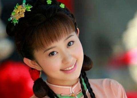 娱乐 正文  孙耀琦很多人认识她是因为她在新版还珠格格中饰演金锁.