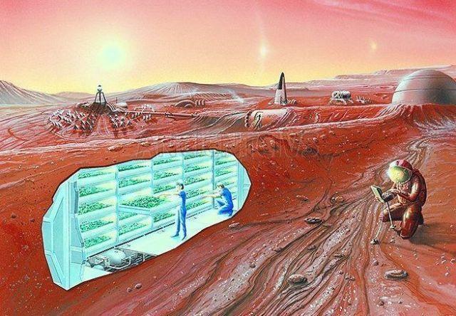移民火星哪有马斯克说的那么容易,至少三大难关闯