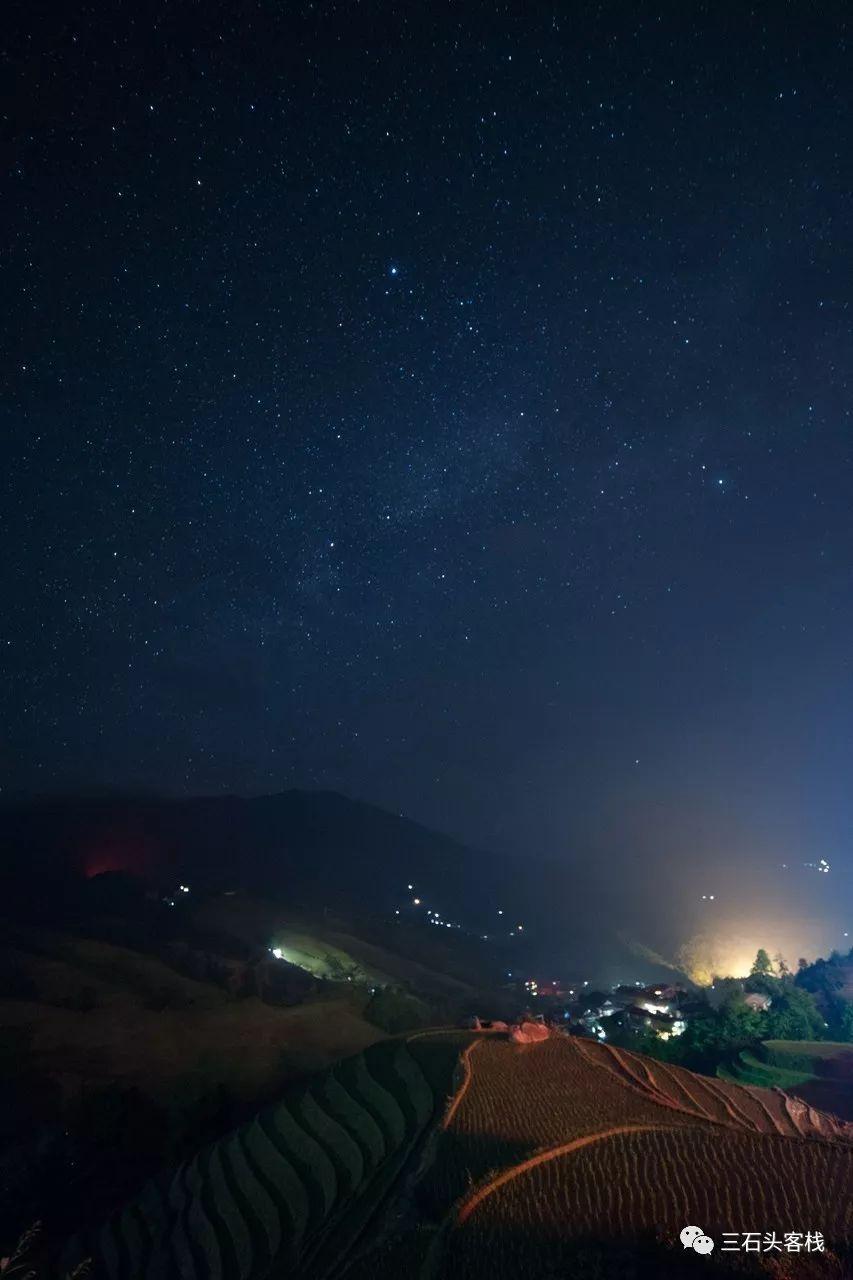 夜空中最亮的星合唱谱