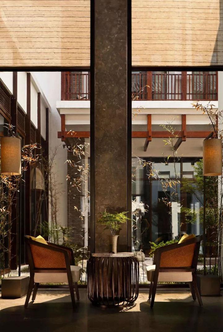 浓郁中国风的WEI天目湖酒店,此身不可错过的东方优雅 - 潘昶永 - 往事并不如烟