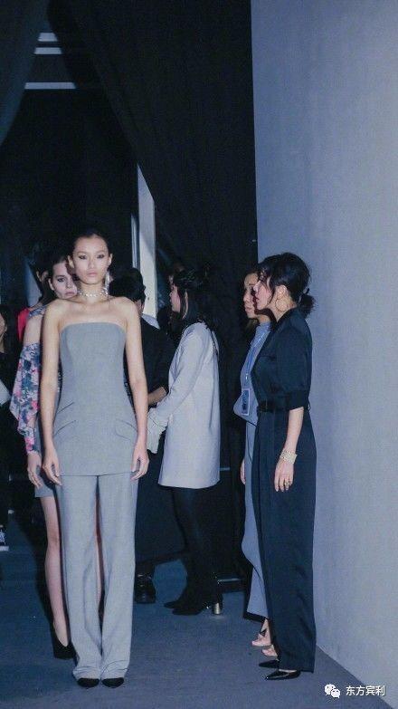 接下来,东方宾利模特军团还会出现在2018上海春夏时装周的哪些秀场