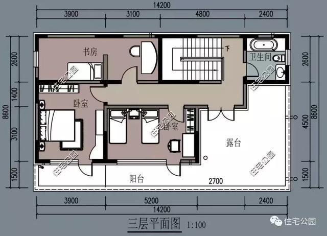 6x14房屋设计图