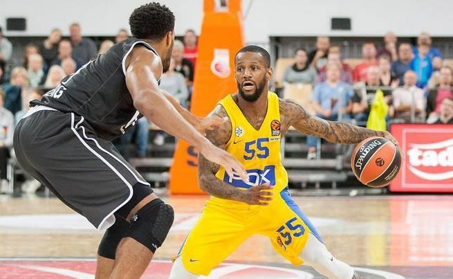 首轮MVP丨皮埃尔-杰克逊29分7篮板9助攻,带领球队逆转德国冠军