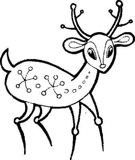 最新幼儿园动物简笔画大全,可直接打印哦 幼师快收吧