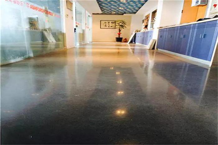 钢化地坪是什么地坪,你了解钢化地坪吗?