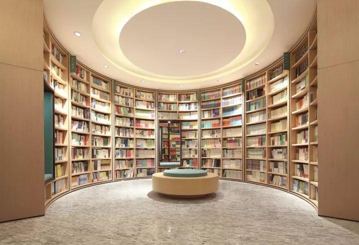 案例| 靳刘高设计-覔书店:寻觅灵魂深处的自己图片