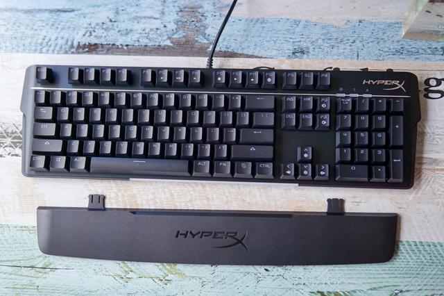 """炫彩燈光,又可以""""啪啪""""了,HyperXMars火星RGB機械鍵盤體驗"""