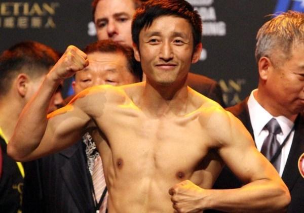 职业拳击最新世界排名:熊朝忠第16,邹市明第26