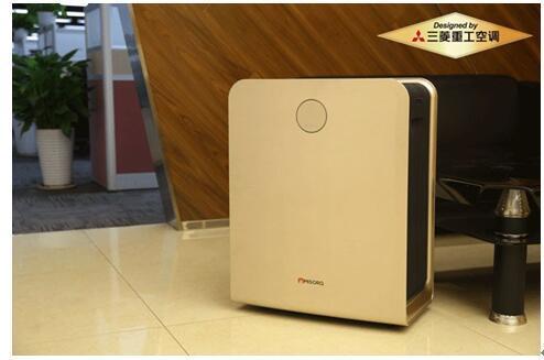 MISORA净化器让办公室变天然氧吧 净享新呼吸