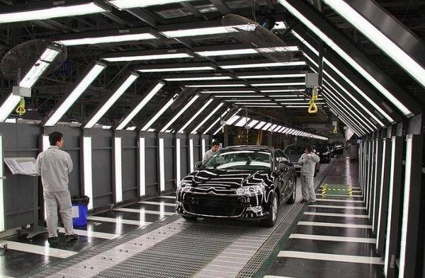 报道称:由于产能闲置,神龙汽车二厂将于近日完成转让手续