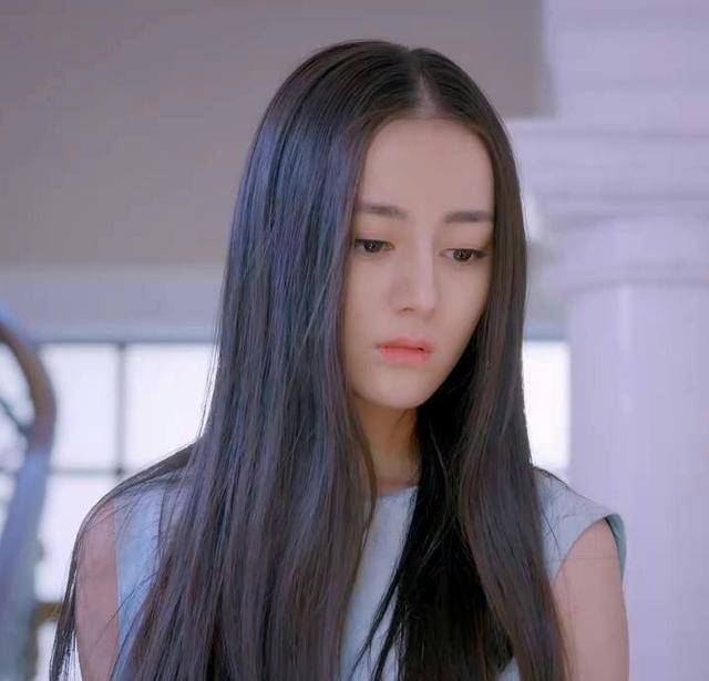 明星中分发型,郑爽甜美,迪丽热巴最萌,赵丽颖最霸气