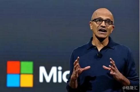 微软CEO纳德拉访谈:人工智能的大方向与未来是什么?