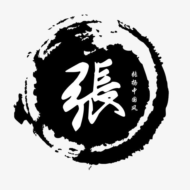 中国风百家姓头像,看有没有你的,欢迎结缘收藏!