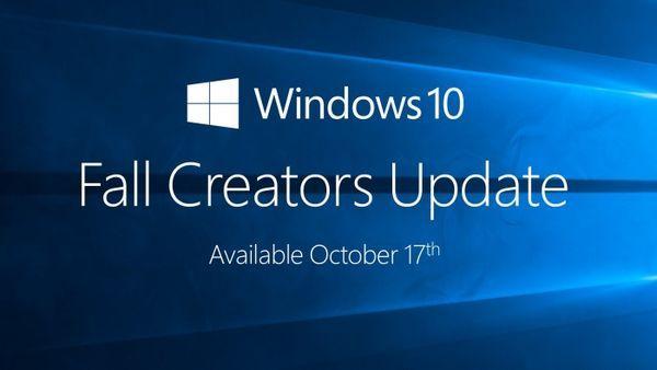 Win10秋季创作者更新首个累积更新KB4043961发布