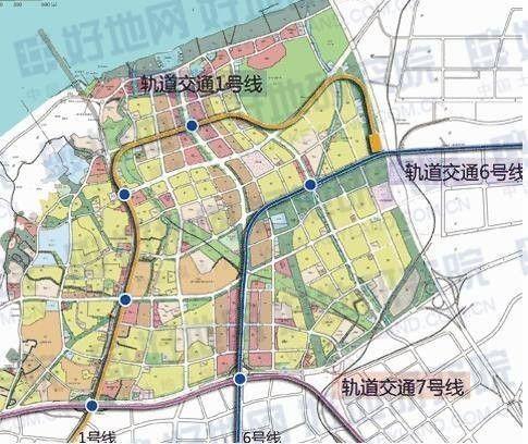 地铁6号线要来了 南京这三大板块最受益,这些小区又要涨了图片