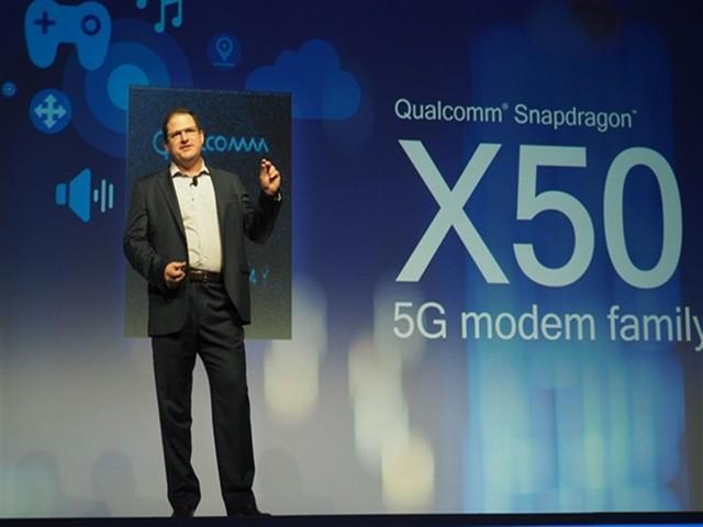 高通發布全新驍龍636處理器及全球首款5G基帶芯片X50