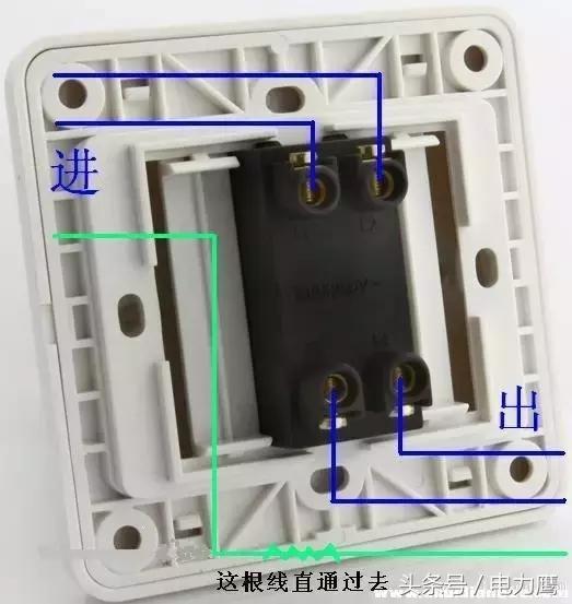 原标题:家庭多控、双控开关接线图 注: 图中L、L1、L2、L12、L22、L21、L22为开关接线柱标识。 布线时两个开关之间的3根电线至少有一根颜色与众不同。