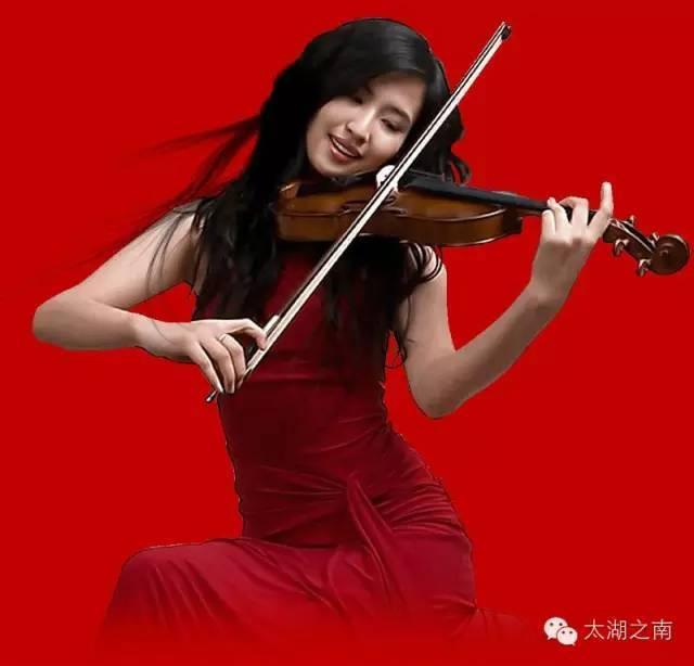 小提琴超女陈蓉晖音乐作品欣赏