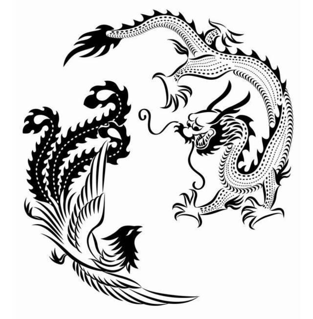 国徽手绘图片简笔画