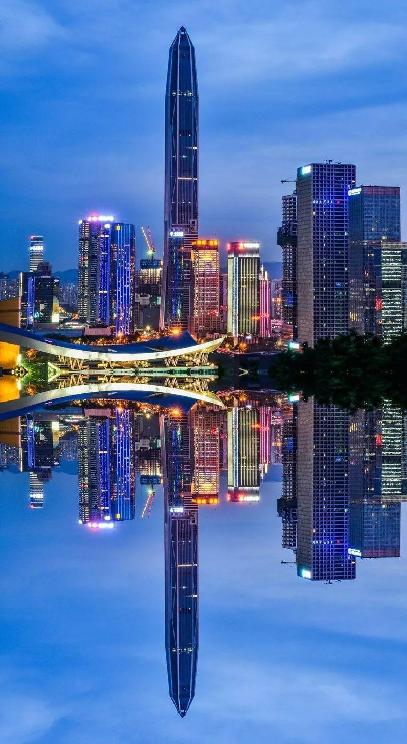 比张家界的高4倍!广东最恐怖玻璃栈道下月开放,就在深圳旁边!图片
