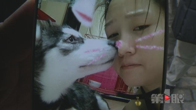 欧美美女让狗操b视频_重庆美女卖狗 对方不付清尾款还将她拉黑