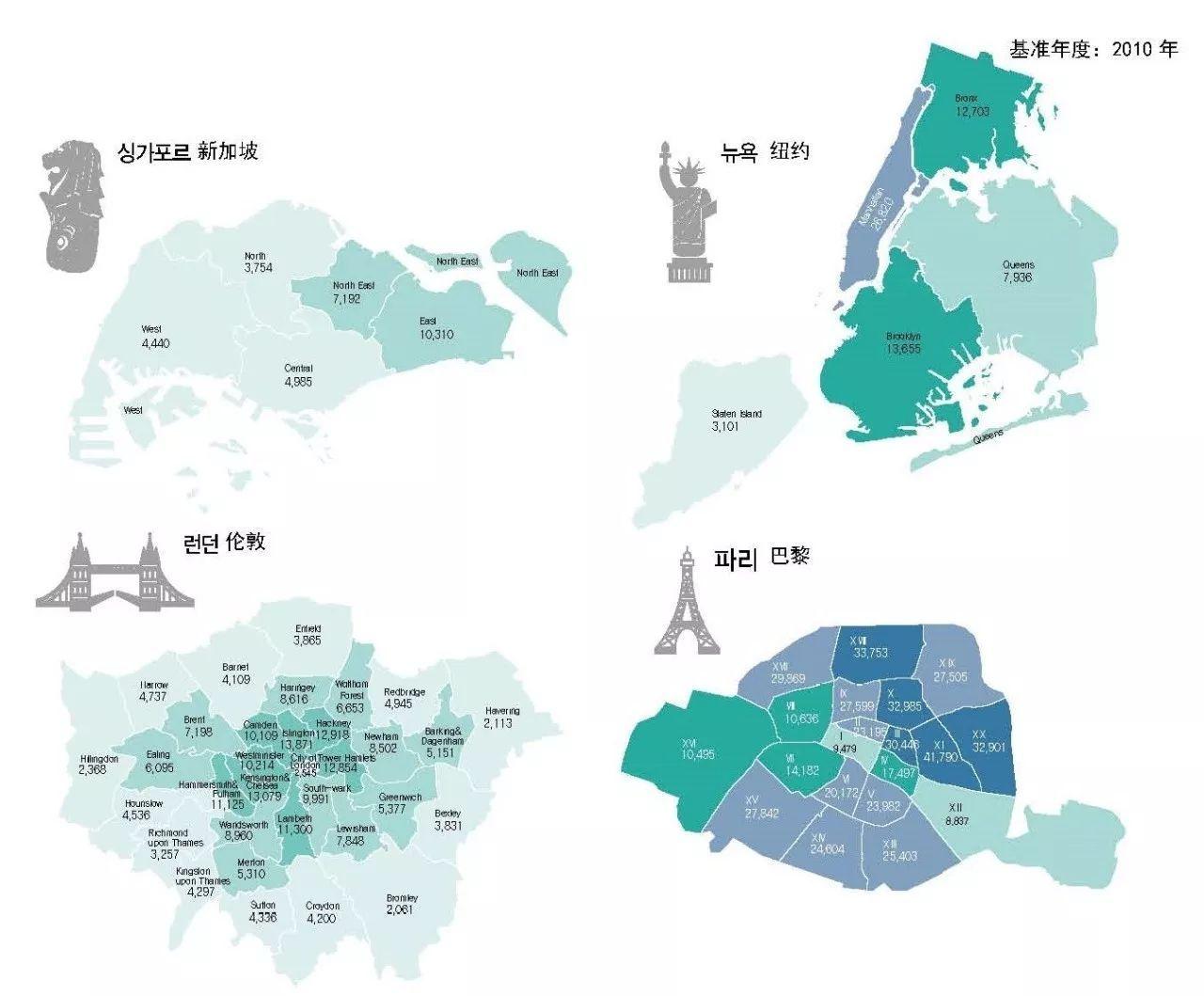 世界城市人口密度排名_2013世界城市人口密度排行榜