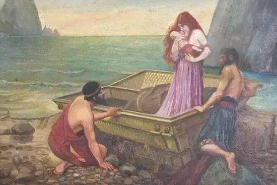 古希腊神话故事 悲剧人物俄狄浦斯图片