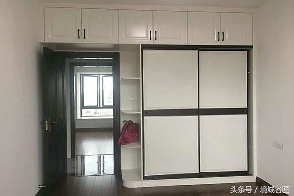 衣柜的内部结构非常重要 衣柜的功能分为叠放区,悬挂区,杂物区,大件