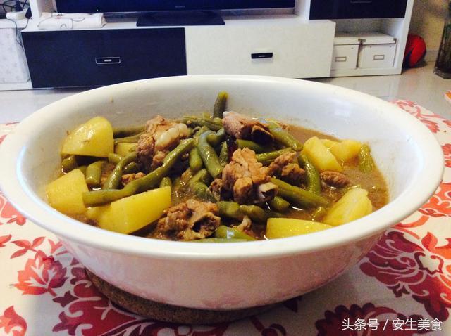 土豆的几种家常又下饭的美味做法上海家常菜小店图片