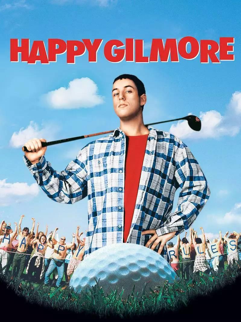 原来高尔夫也可以有如此之多的励志故事!