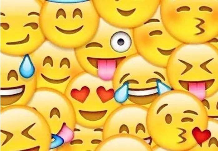只要你用智能手机,就不会没用过emoji表情!图片