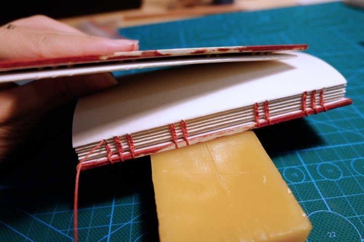 复古线装书教程