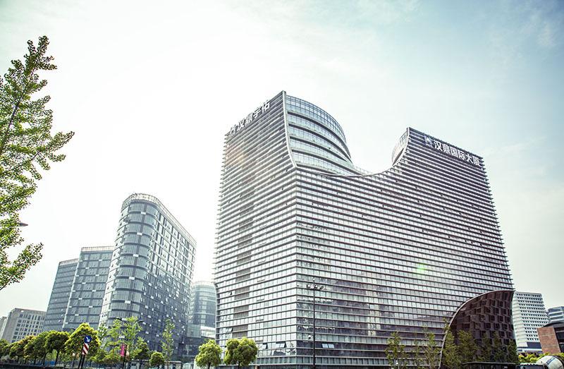 汉鼎国际大厦,坐标杭州市下城区永福桥路5号,总面积达3.6万方.