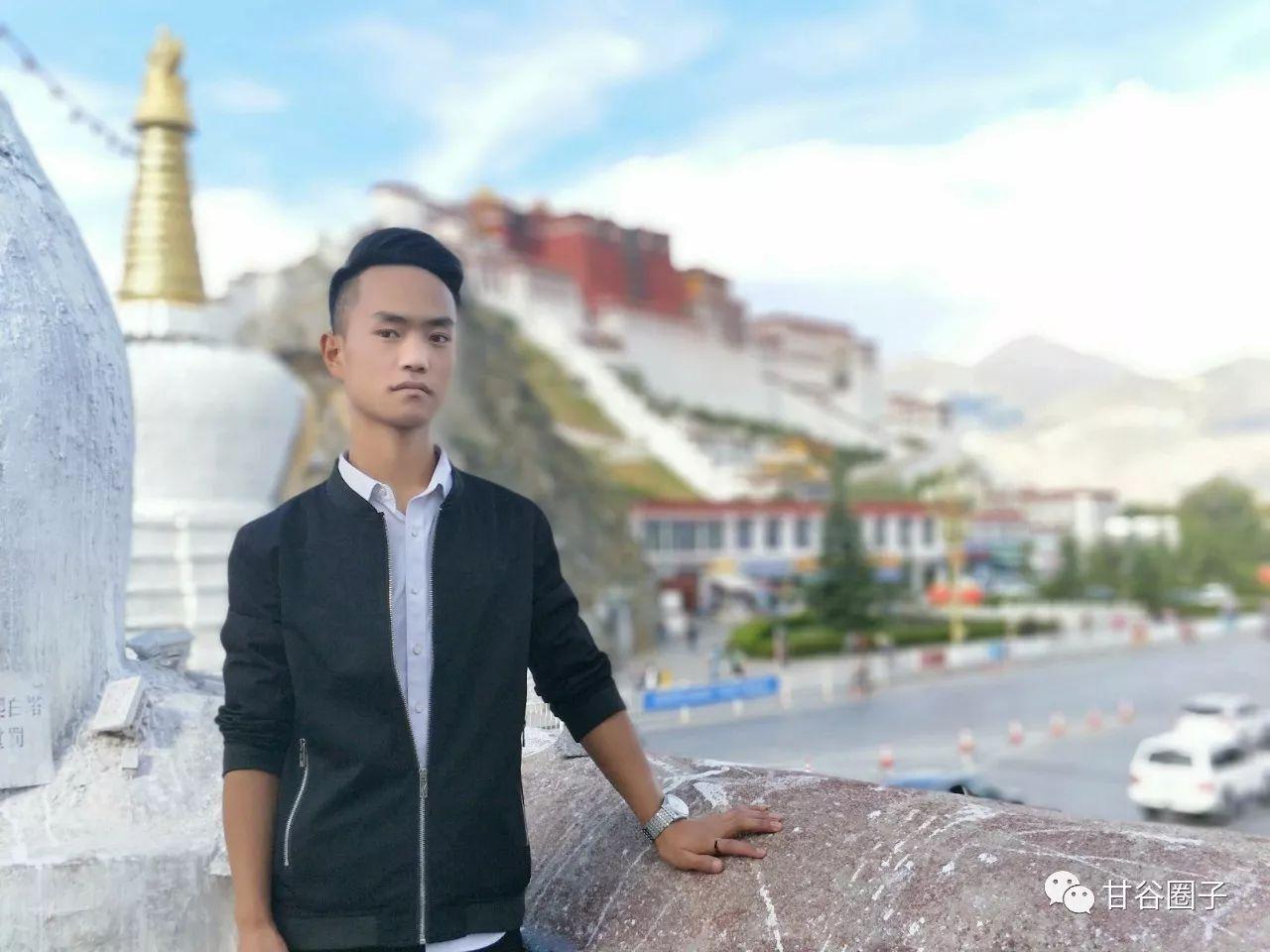 【马上有对象】第331期:在西藏做咖啡师的谢家庄帅哥图片
