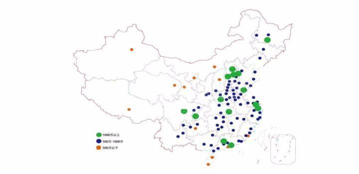 中国大城市人口_任泽平 中国人口大迁移 从城市化到大都市圈化