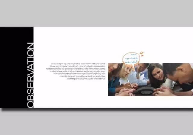 完整的工业设计作品集排版分享图片