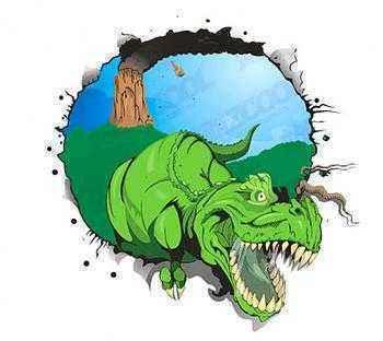 大型原创冒险式儿童舞台剧 圆梦恐龙岛 近期有恐龙出没