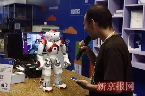 机器人打败了教师,但并不意味着教师会被取代