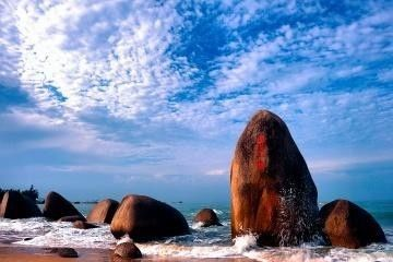 (不含潜水等水上活动)碧海中观美景