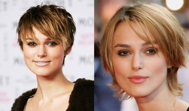 为什么有些女生短发更好看?测一测你的脸型适不适合剪