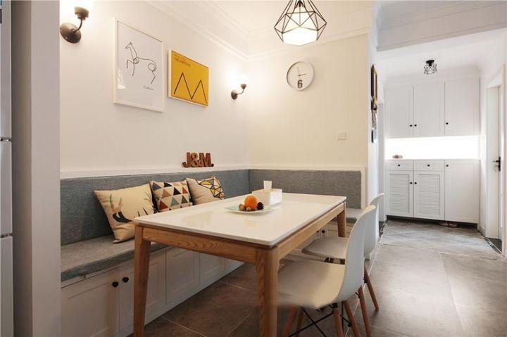 两室一厅北欧风装修设计