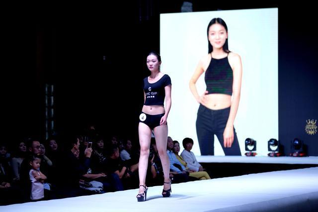 世界模特透明装大赛_2017世界模特大赛内蒙古分赛区总决赛激情上演