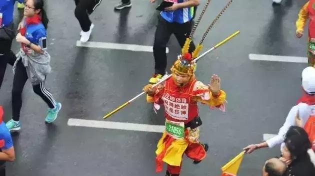 请注意啦 2017南昌国际马拉松比赛路线公开,这些地方你得避开图片