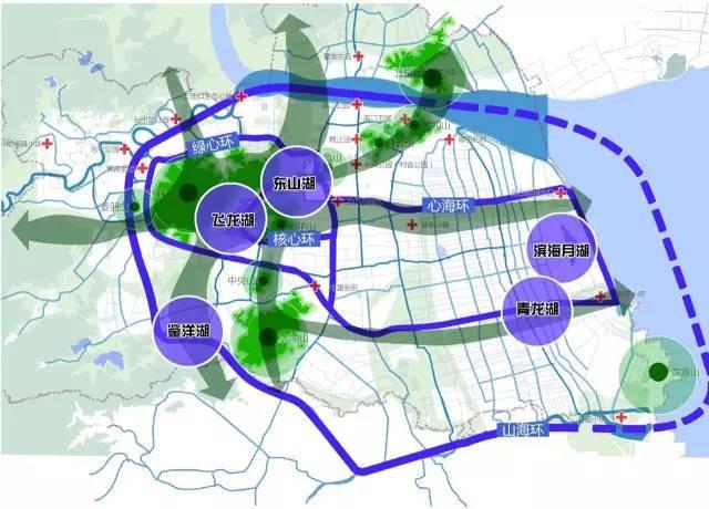 """和温岭中心城市两个市域副中心 """"四极"""":即玉环县城,天台县城图片"""