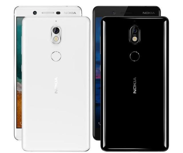 诺基亚新款手机上市:nokia 7