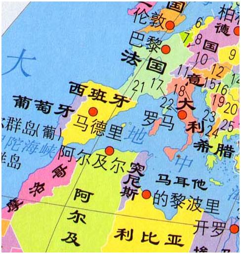 西班牙之旅(1)_搜狐旅游_搜狐网